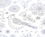 Coloring pages Zen Inspiration