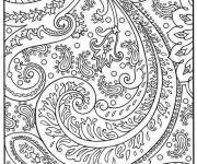 Coloring pages Inspiration Zen relaxant
