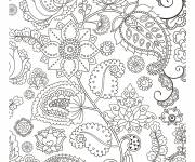 Coloring pages Zen inspiration to download