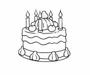 Coloring pages Happy birthday online