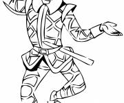 Coloring pages Italian Carnival Animator