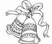 Coloring pages Easter bell
