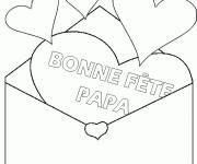 Coloring pages Online Father's Day