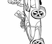 Free coloring and drawings valuable gift for Dad Coloring page