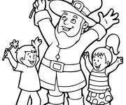 Coloring pages Maternal St. Patrick