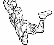 Free coloring and drawings Pencil basketball Coloring page