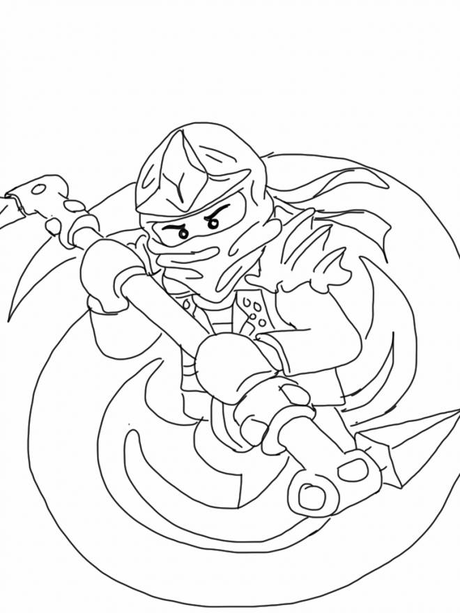 Free coloring and drawings Fight for children Coloring page