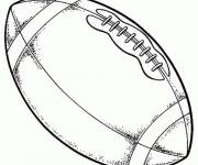 Coloring pages NFL for children