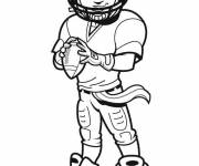 Coloring pages NFL to print