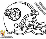 Coloring pages The sport of NFL