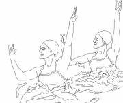 Free coloring and drawings Dance dance Coloring page