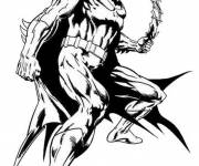 Free coloring and drawings Batman to download Coloring page