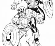 Coloring pages Movies Heros