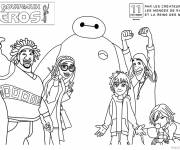 Coloring pages Movie Heroes Ralph's Worlds