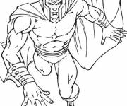 Coloring pages Online Movie Heroes