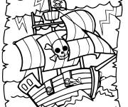 Coloring pages Jack and the Pirates series