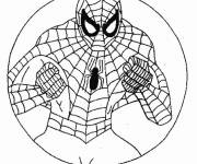 Free coloring and drawings Spiderman coloring Coloring page