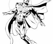 Coloring pages Superman to download