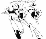 Coloring pages Transformers to color