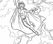 Coloring pages X-Men Character