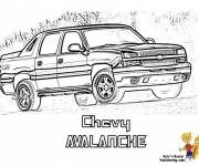 Coloring pages Box sport cars