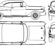 Coloring pages Chevrolet 32