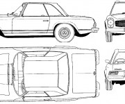 Coloring pages Chevrolet 33