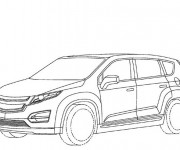 Coloring pages Chevrolet 37