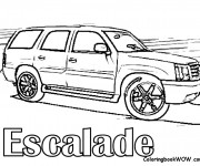 Coloring pages Chevrolet 40