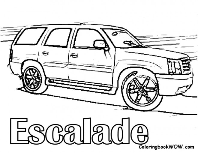 Free coloring and drawings Chevrolet 40 Coloring page