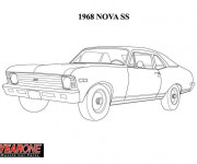 Coloring pages Chevrolet 41