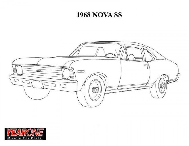 Free coloring and drawings Chevrolet 41 Coloring page