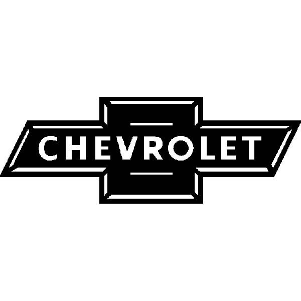 Free coloring and drawings Chevrolet car sign Coloring page