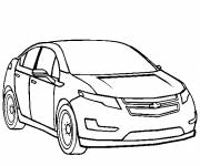 Coloring pages Chevrolet online