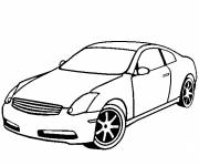 Coloring pages Easy chrysler
