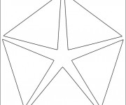 Coloring pages Logo Chrysler