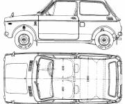 Coloring pages Honda old model