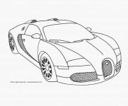 Coloring pages Automobile Maybach