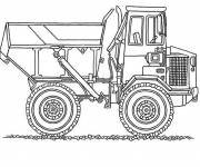 Free coloring and drawings Monster truck coloring Coloring page