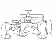 Coloring pages Maternal Race Car