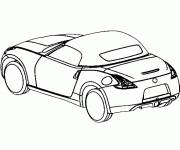 Coloring pages Sports car coloring