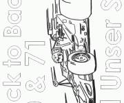 Coloring pages Race Auto Wallpapers