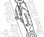 Coloring pages Race car coloring
