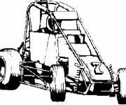 Coloring pages Sports car to download