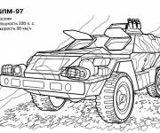 Coloring pages Coloring tank online
