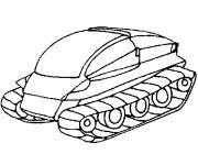 Coloring pages Film Magic Tank