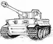 Coloring pages Image the Tank
