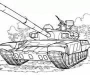 Coloring pages Maternal tank