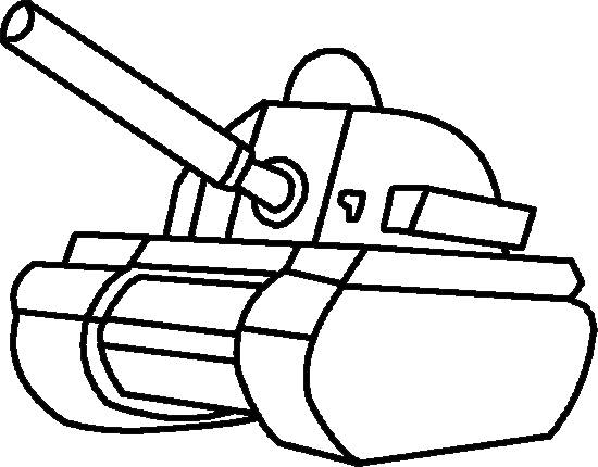Free coloring and drawings Mini War Cat Coloring page