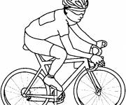 Free coloring and drawings Color cycling Coloring page